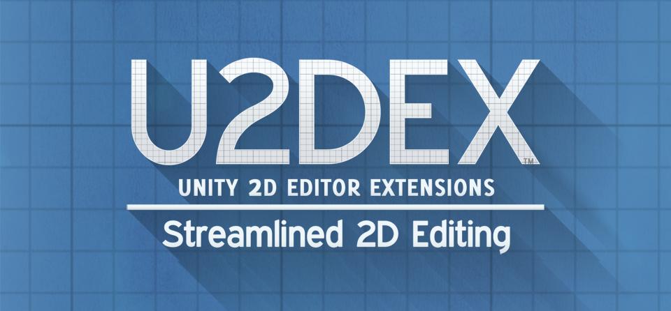 U2DEX: Unity 2D Editor Extensions