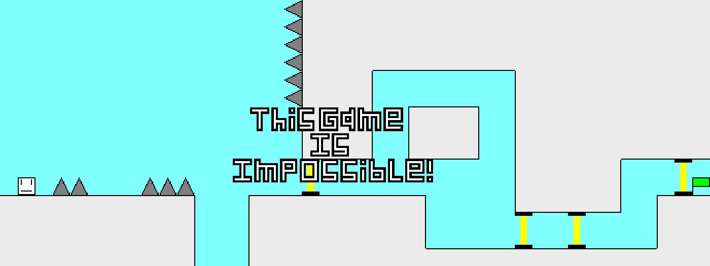 This Game Is Impossible!