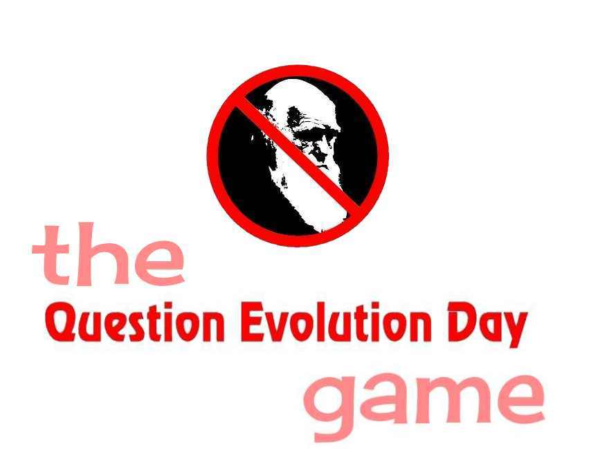 The Question Evolution Day Game