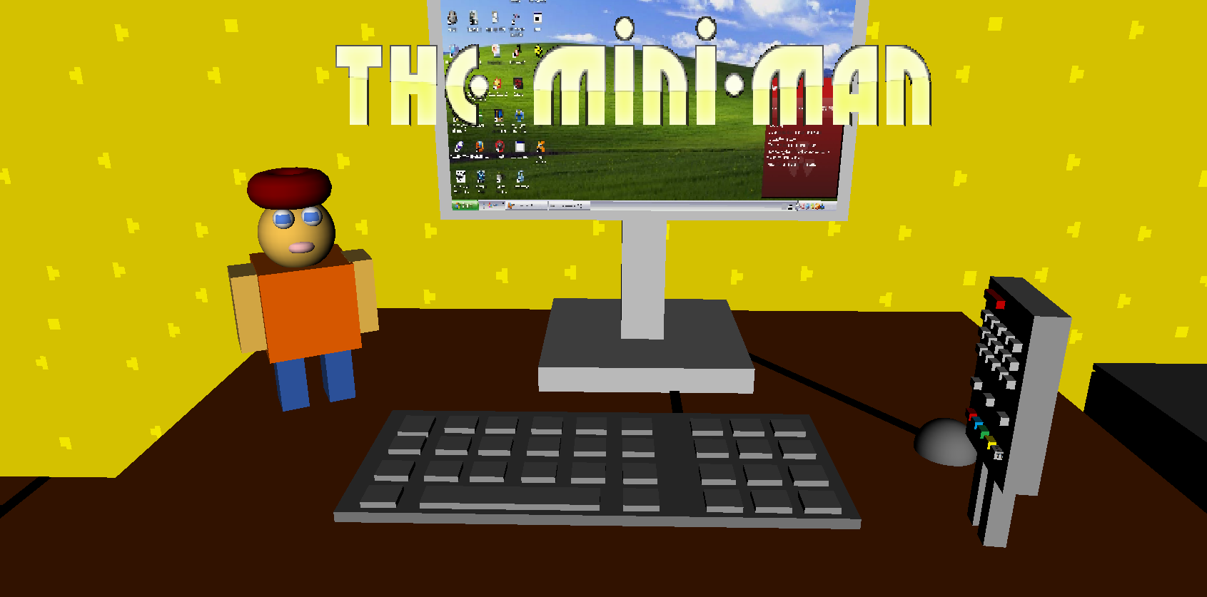 The Mini-Man