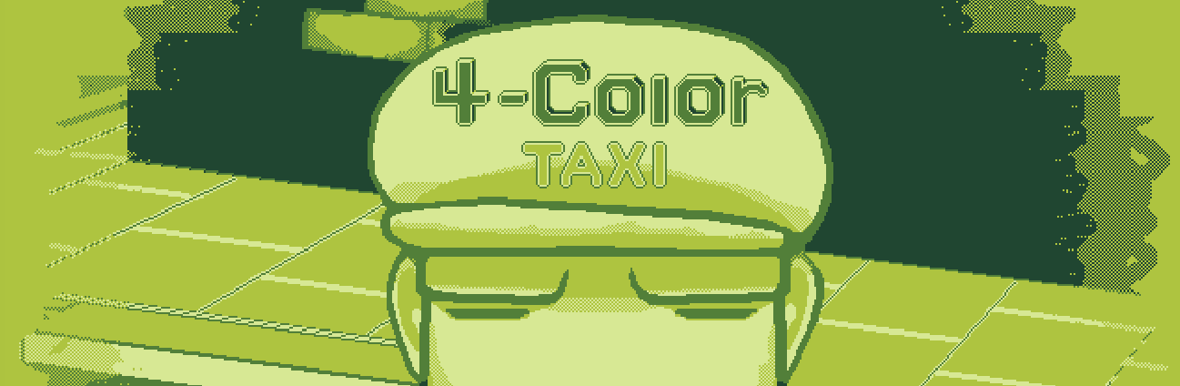 4-Color Taxi