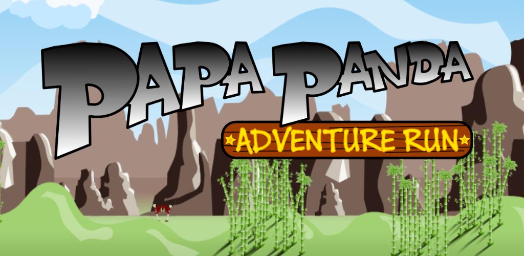 Papa Panda Adventure Run