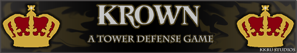 Krown: A Tower Defense Game
