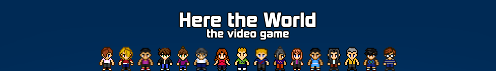 Here the World: The Video Game