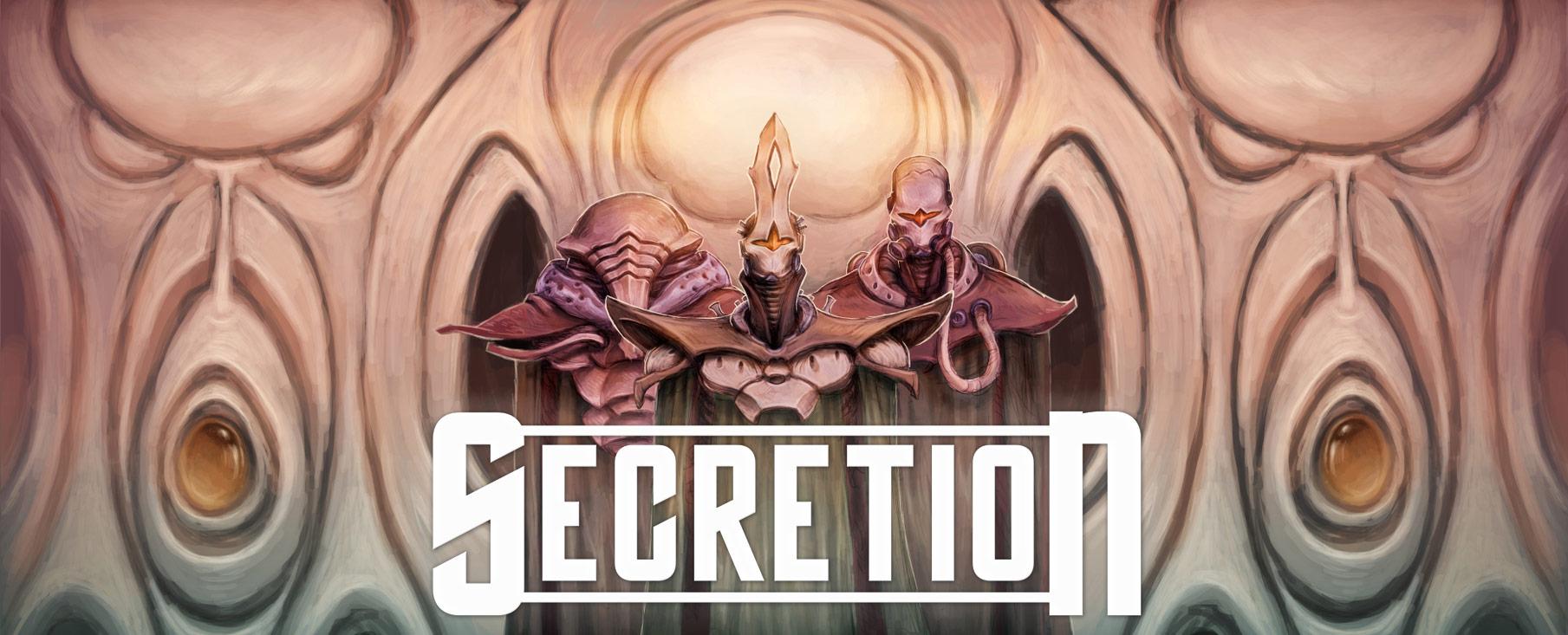 Secretion Desktop
