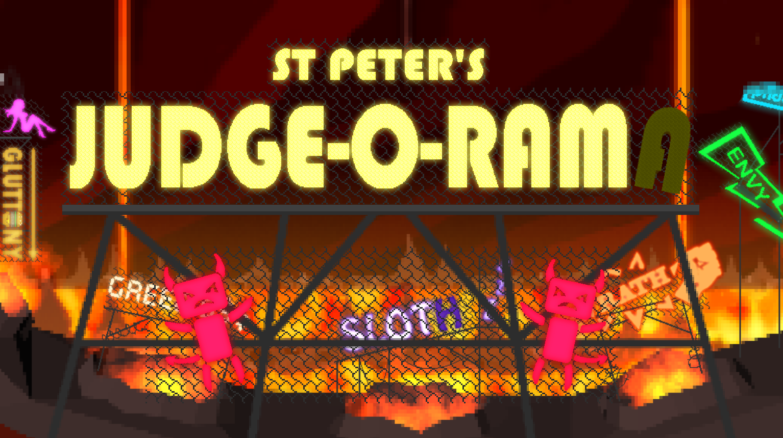 St Peter's Judge-O-Rama!