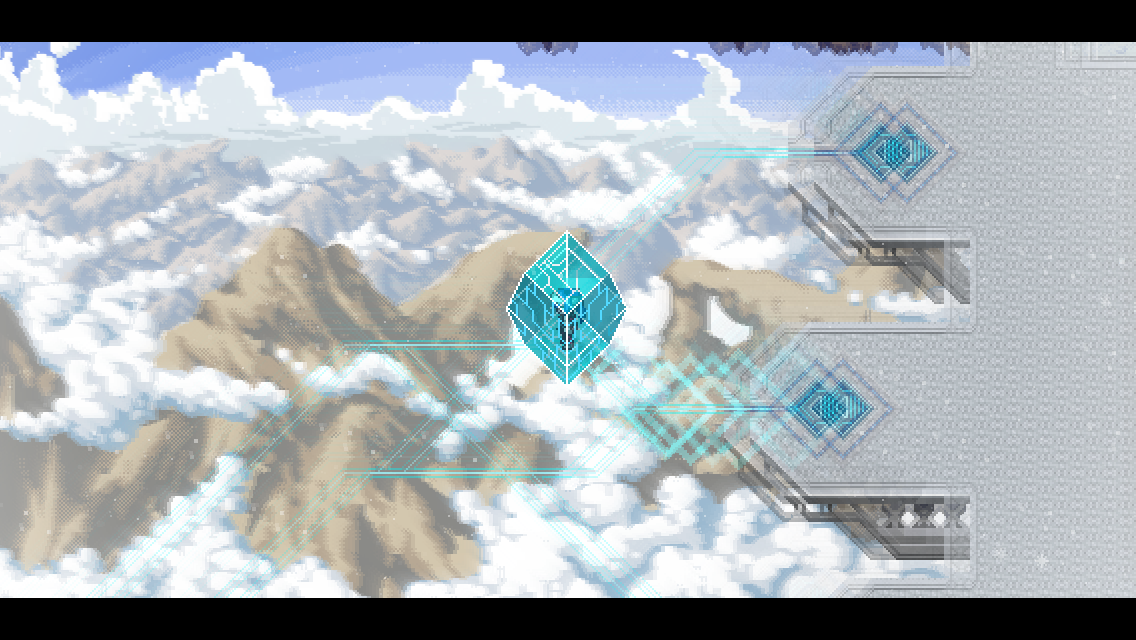 Crosscode by radical fish games for Fish io games