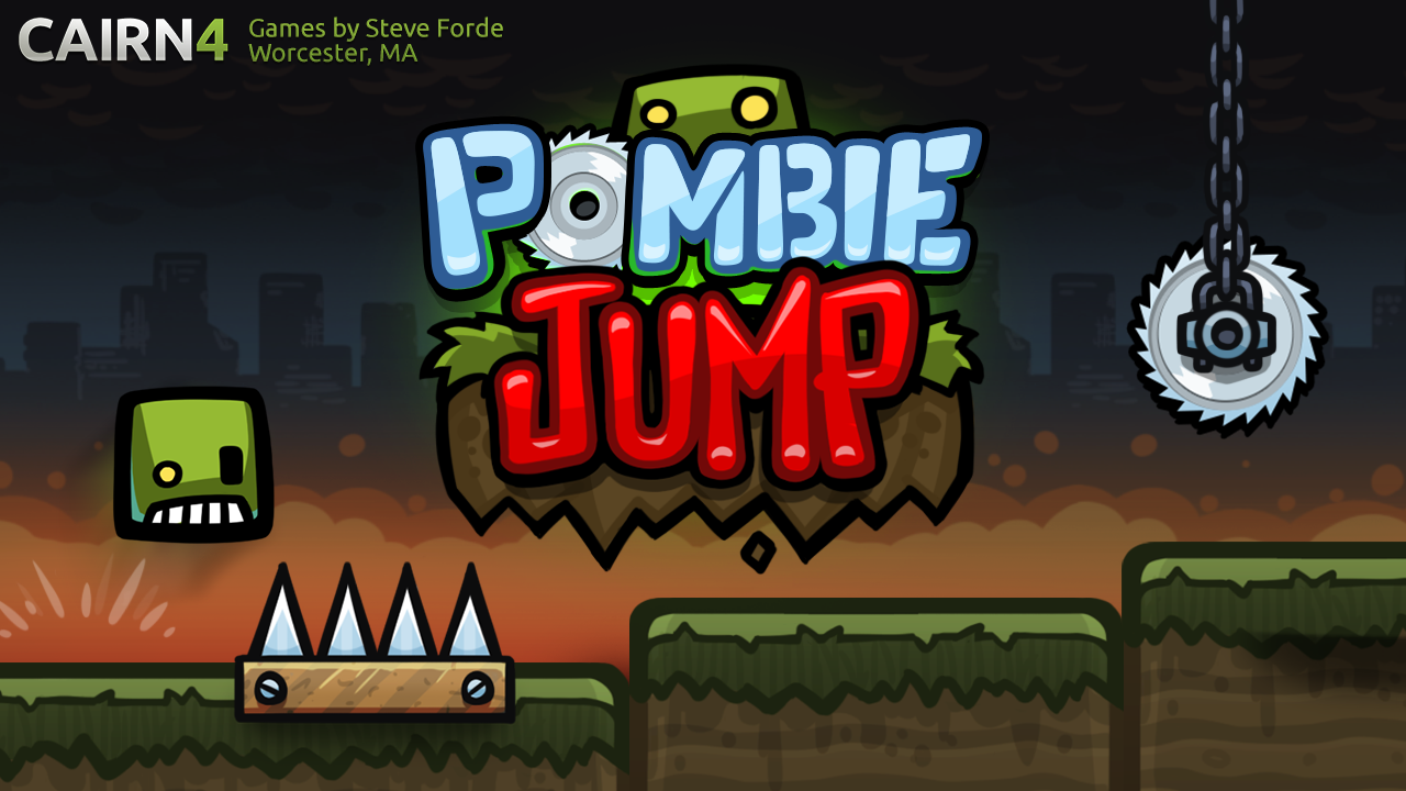 Pombie Jump
