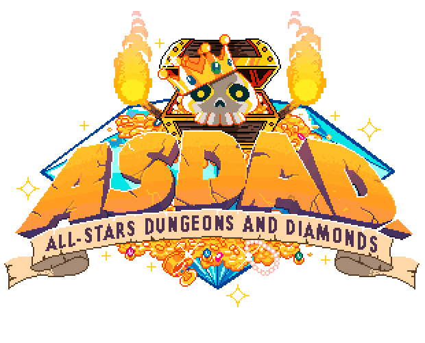 ALL-STARS DUNGEONS AND DIAMONDS