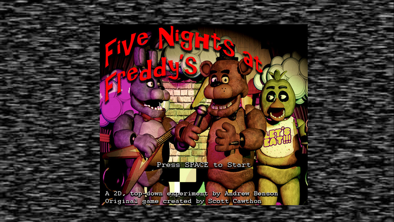 One Night at Freddy's