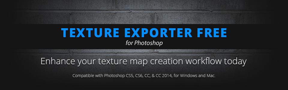 Texture Exporter Free
