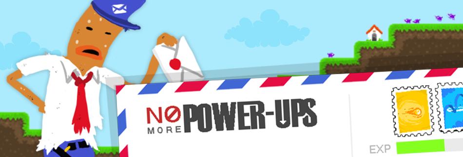 No more power-UPS