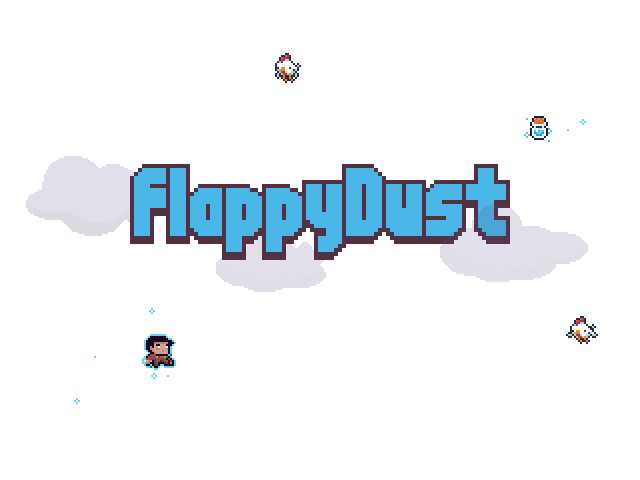 Flappy Dust
