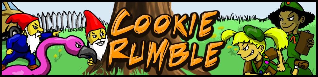 Cookie Rumble