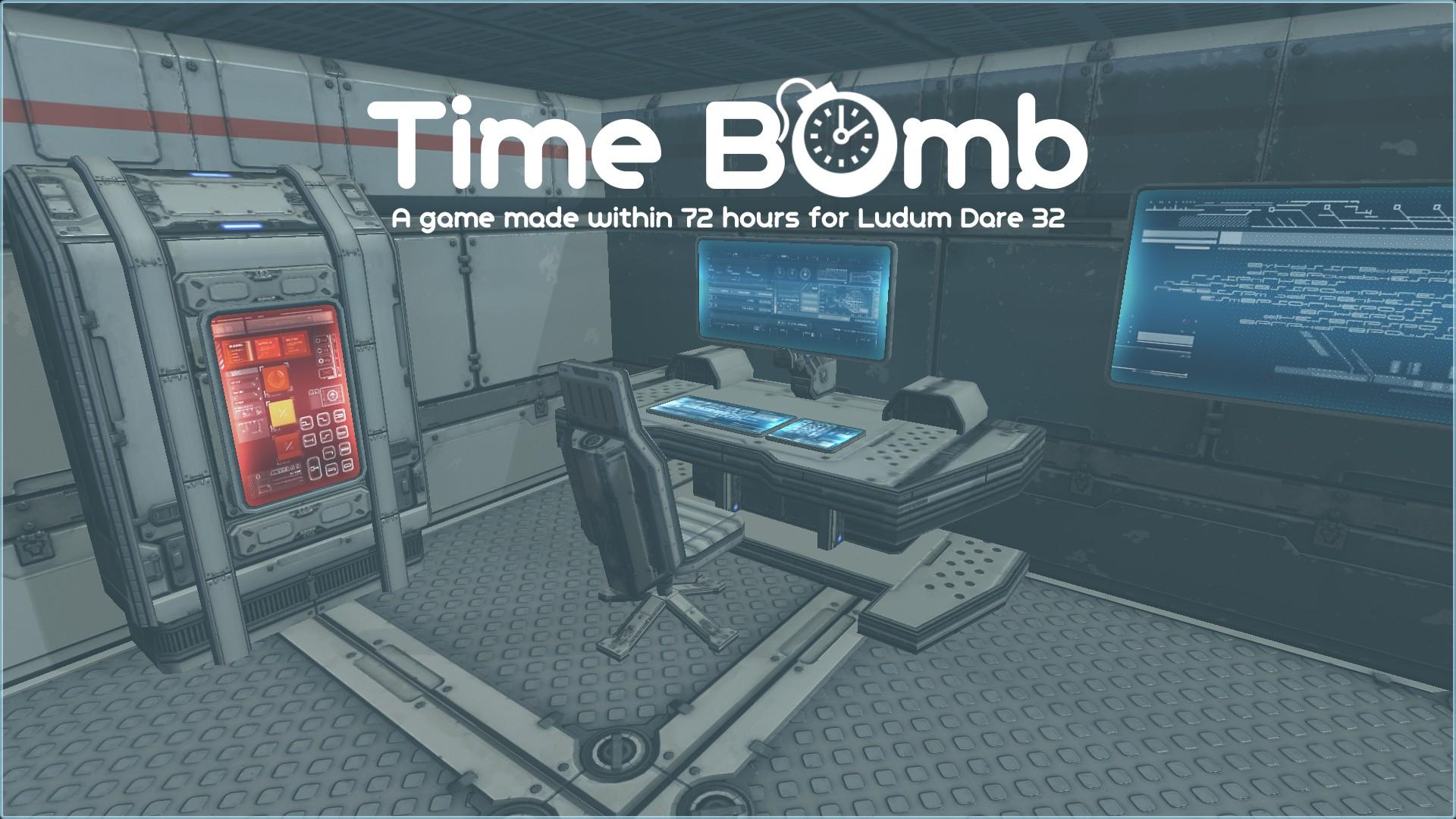 LD32 - Time Bomb