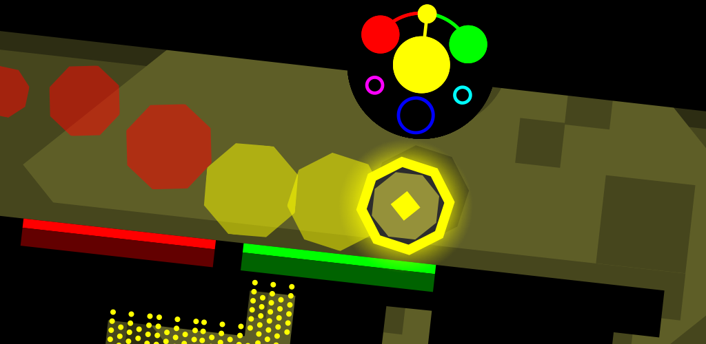 RGB Puzzle Platformer
