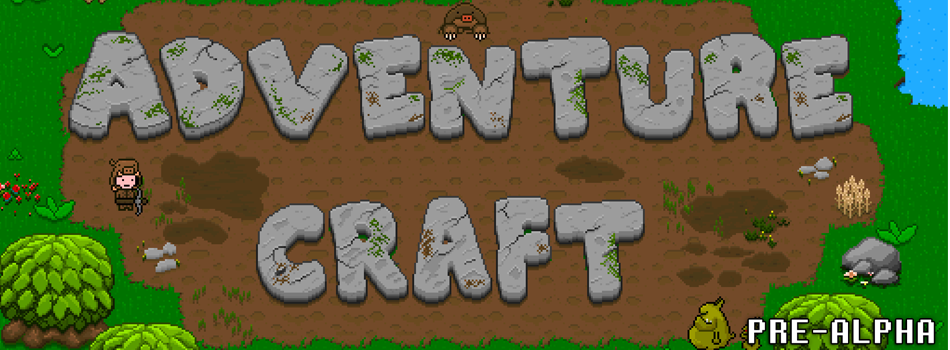 Adventure Craft Pre-Alpha 1.02