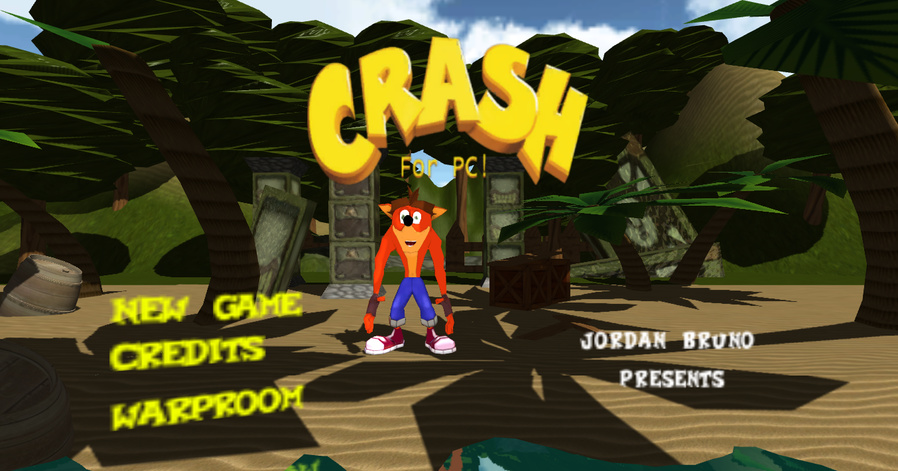 Crash for PC