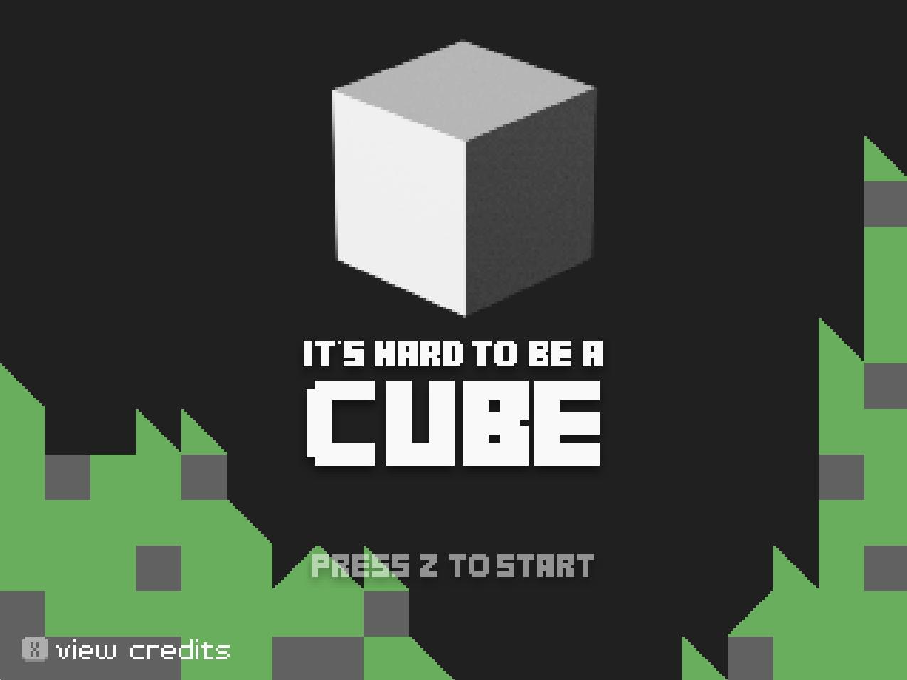 It's Hard To Be A Cube (IHTBAC)