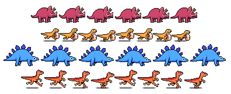 triceratops game