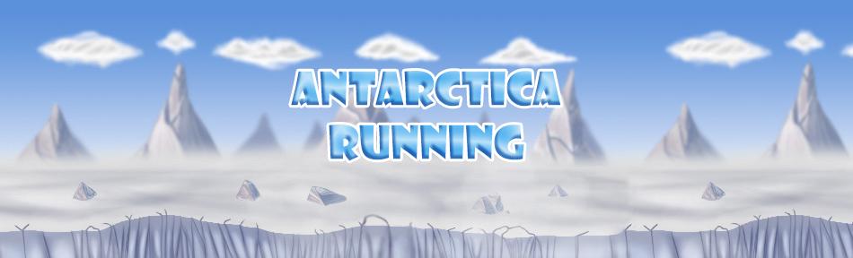 Antarctica Running