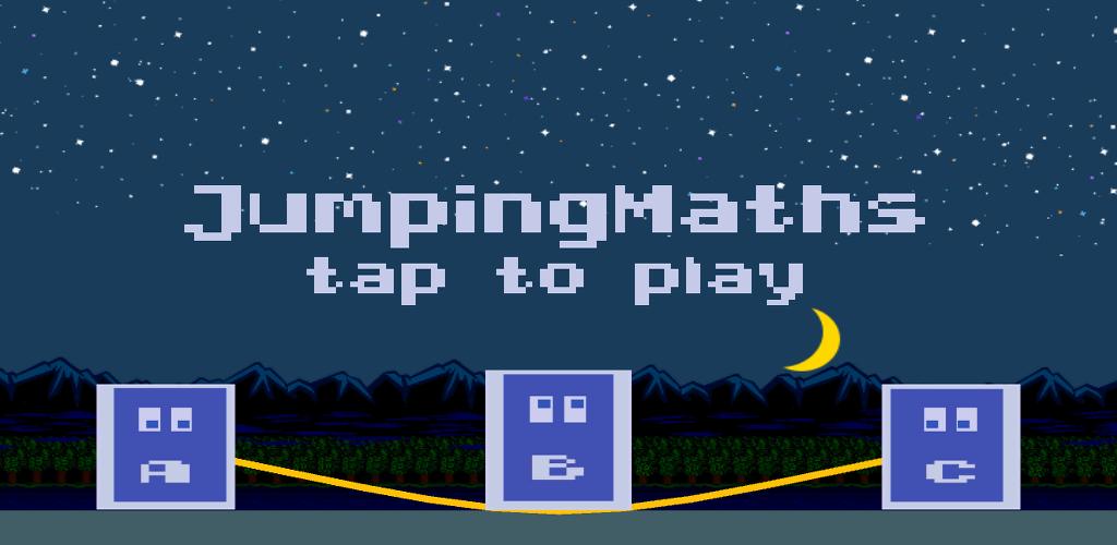 Jumping Maths