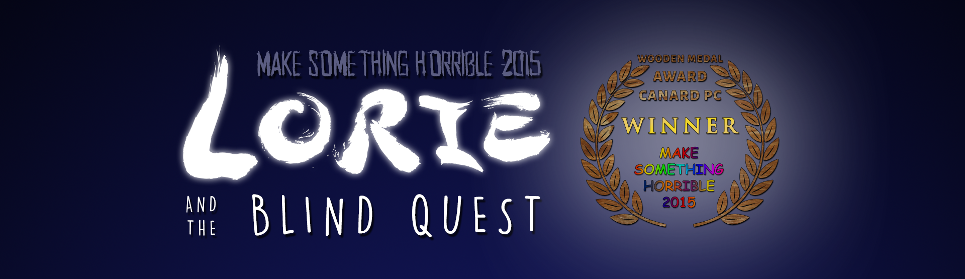 Lorie and the Blind Quest