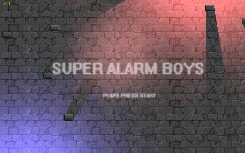 Super Alarm Boys