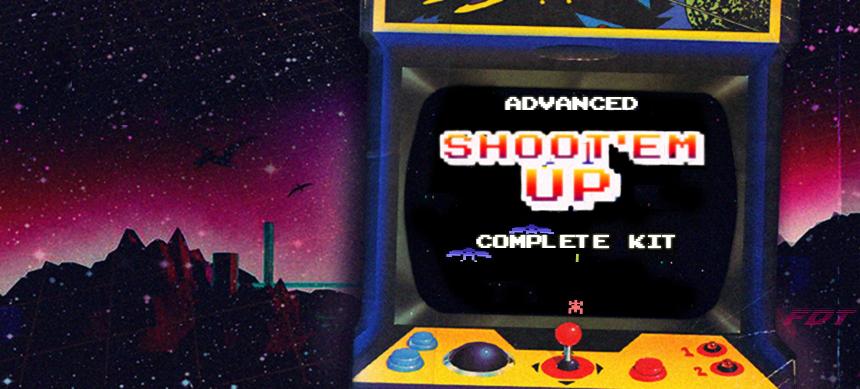 Advanced Shoot Em Up Complete Kit Demo 1.5