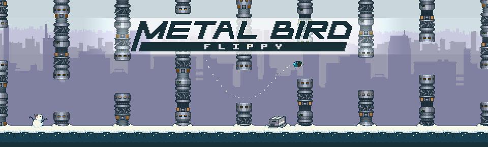 Metal Bird Flippy