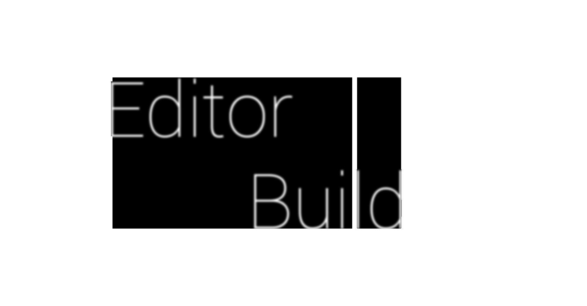 Editor Test