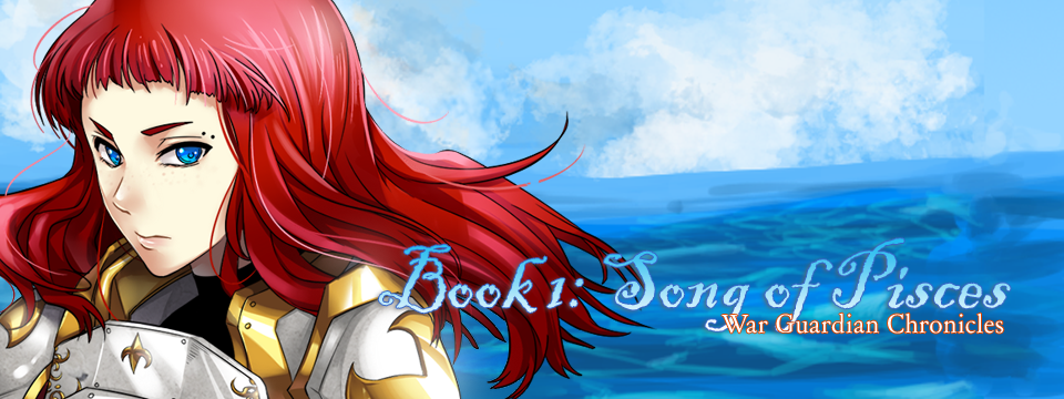 War Guardian Chronicles Book 1: Song of Pisces