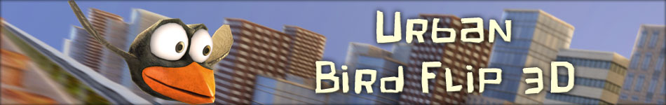 Urban Bird Flip 3D