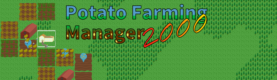 Potato Farming Manager 2000