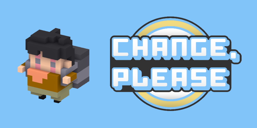 Change, Please: Beg Simulator