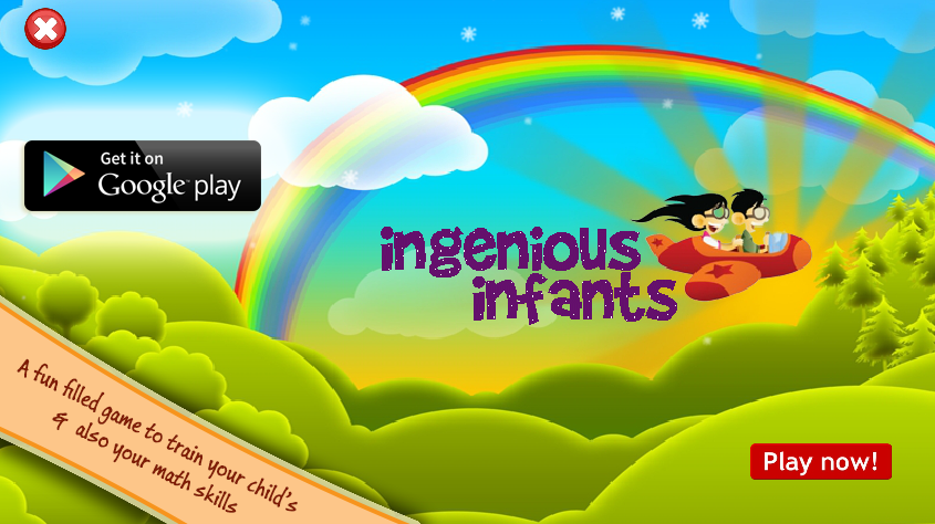 Ingenious Infants - Math Game & Workouts