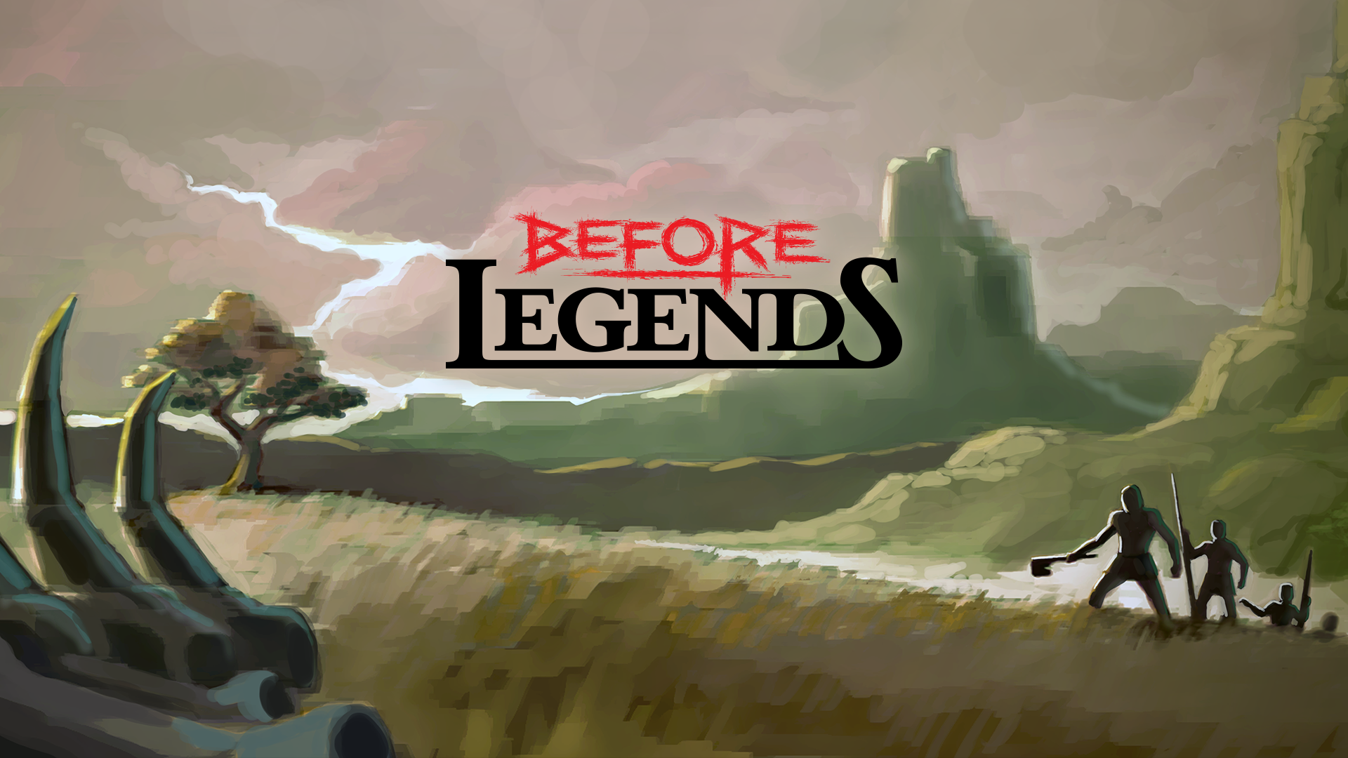 Before Legends