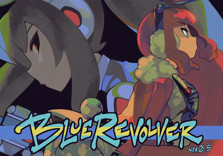 BLUE REVOLVER [v0.51 demo]