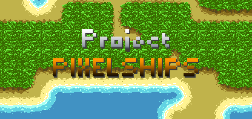 project.pixelships