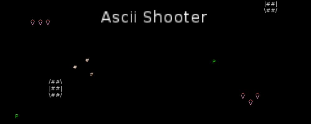 AsciiShooter