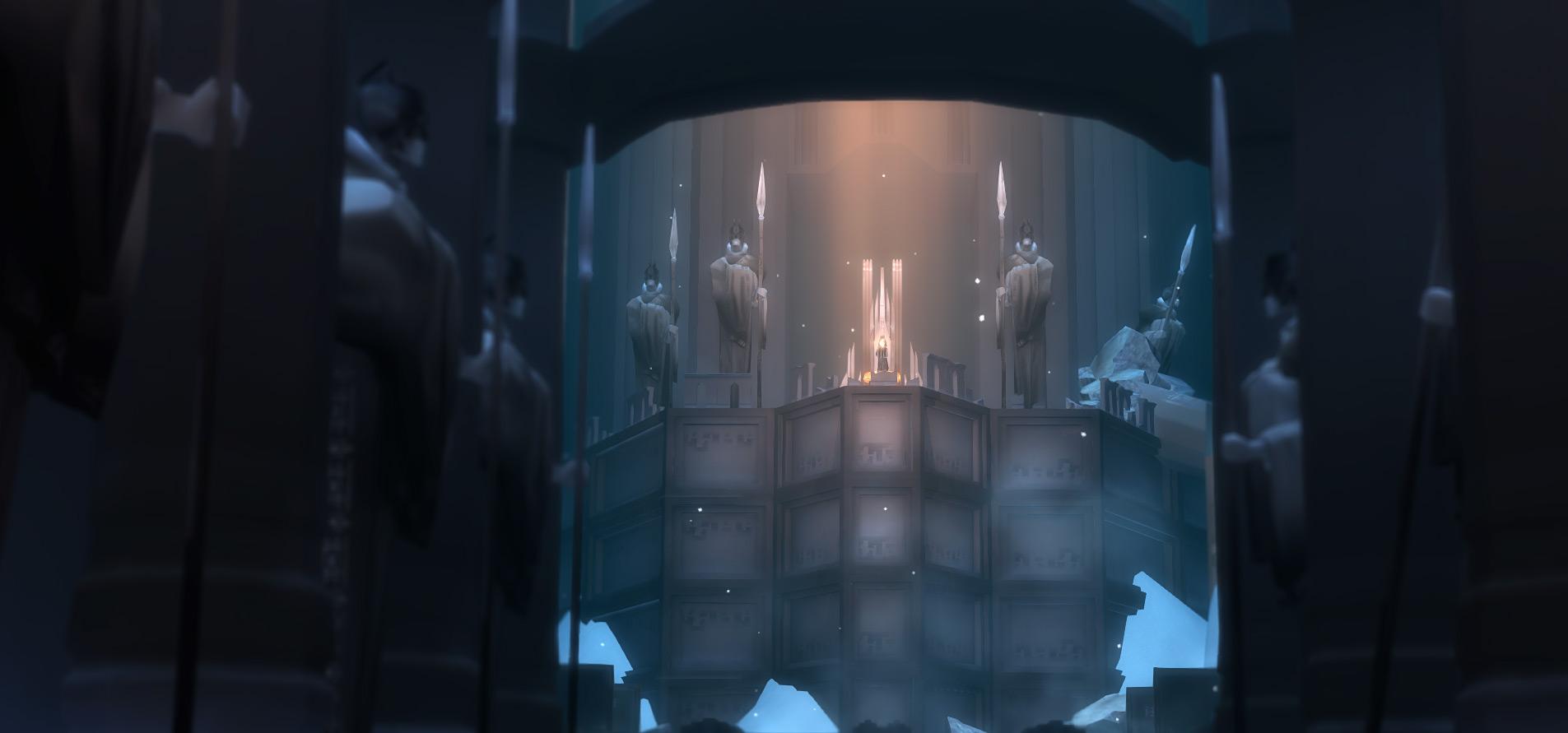 In Requiem (Exploration / Walking Simulator) - Free!