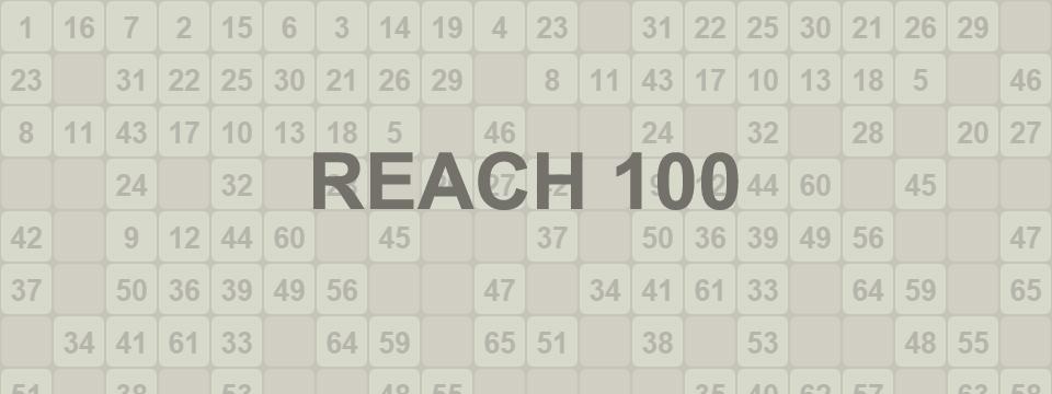 REACH 100