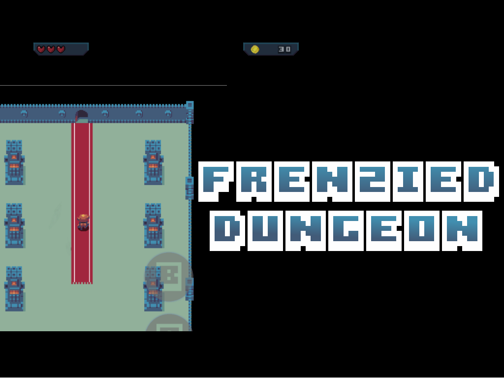 Frenzied Dungeon -  Alpha Build