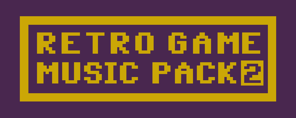 Retro Game Music Pack 2