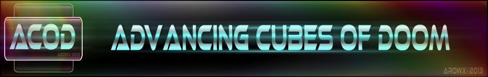 Advancing Cubes of Doom [WebGL + PC]