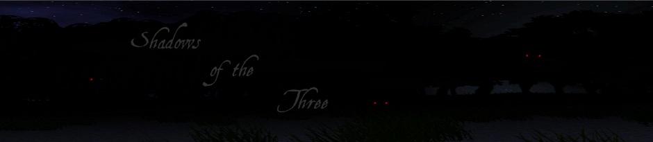 Shadows of the three