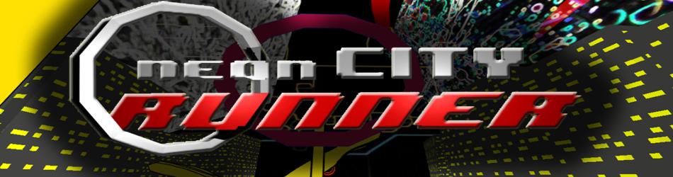 Neon City Runner (Standalone)