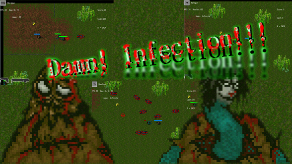 Damn! Infection!!!