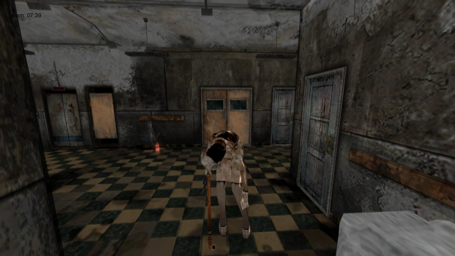 silent hill 2 5 fangame by s5zone