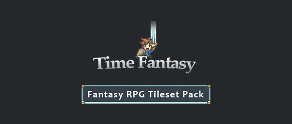Fantasy RPG Tileset Pack